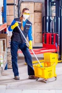 Warehouse Cleaning Services in Surrey